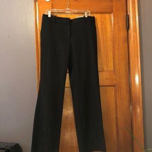 J.Crew 1035 Trouser in pinstripe super 120s wool